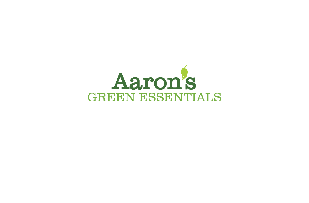 Logo for Aaron's Green Essentials
