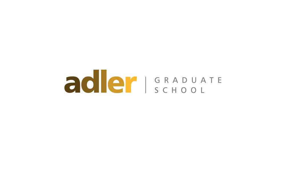 Logo for Adler Graduate School