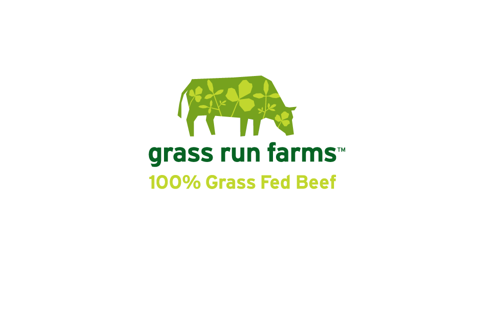 Logo design for Grass Run Farms
