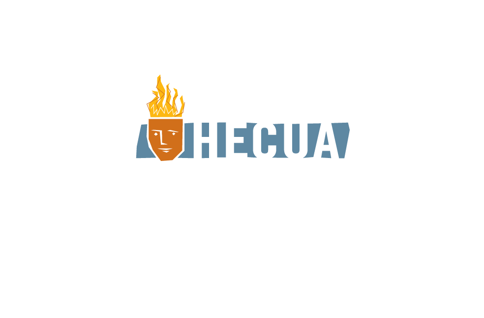 Logo design for Higher Education Consortium for Urban Affairs (HECUA)