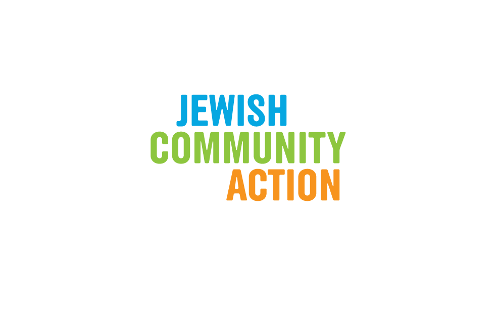 Logo for Jewish Community Action