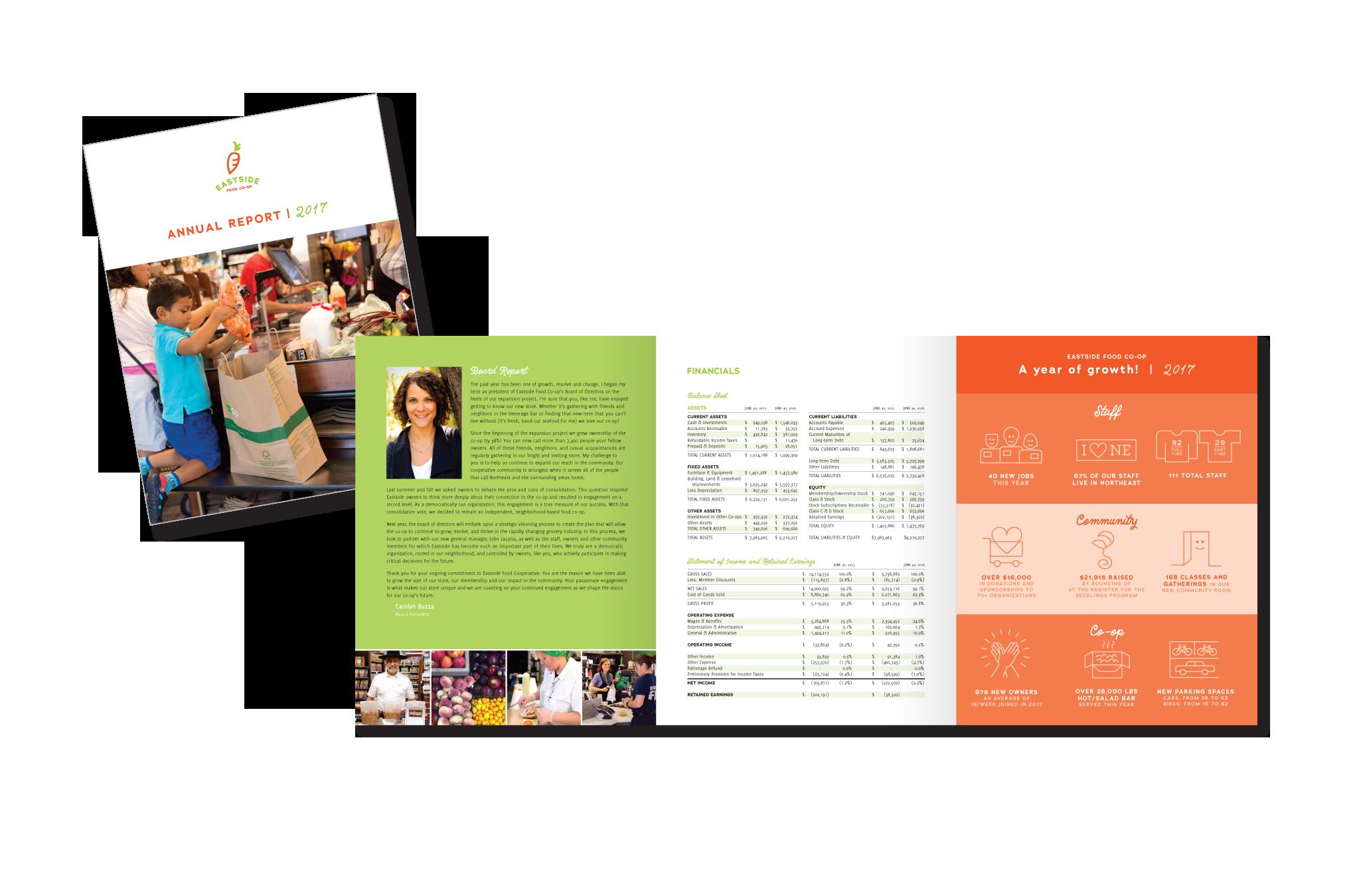 Eastside Food Co-op 2016 annual report