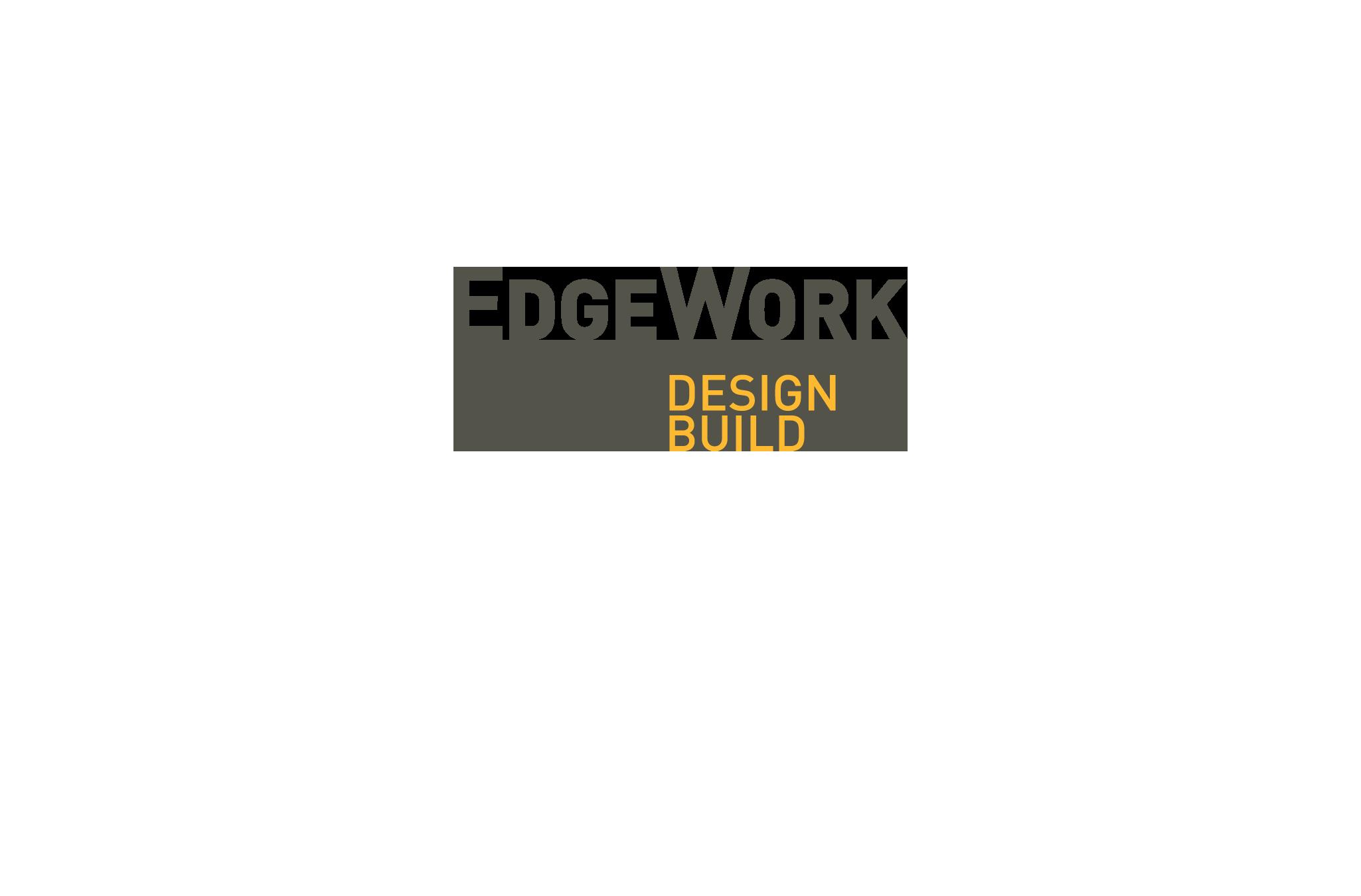 EdgeWork Design Build logo