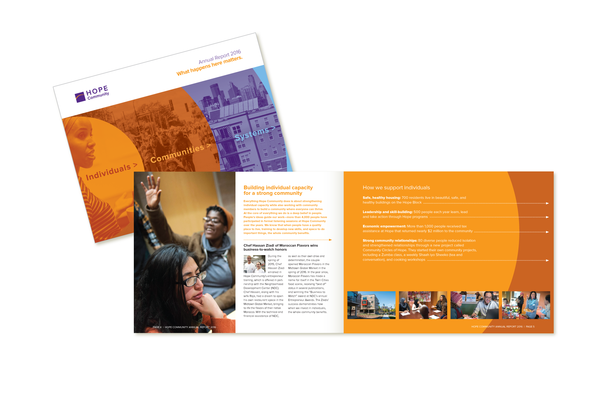 Hope Community 2016 Annual Report