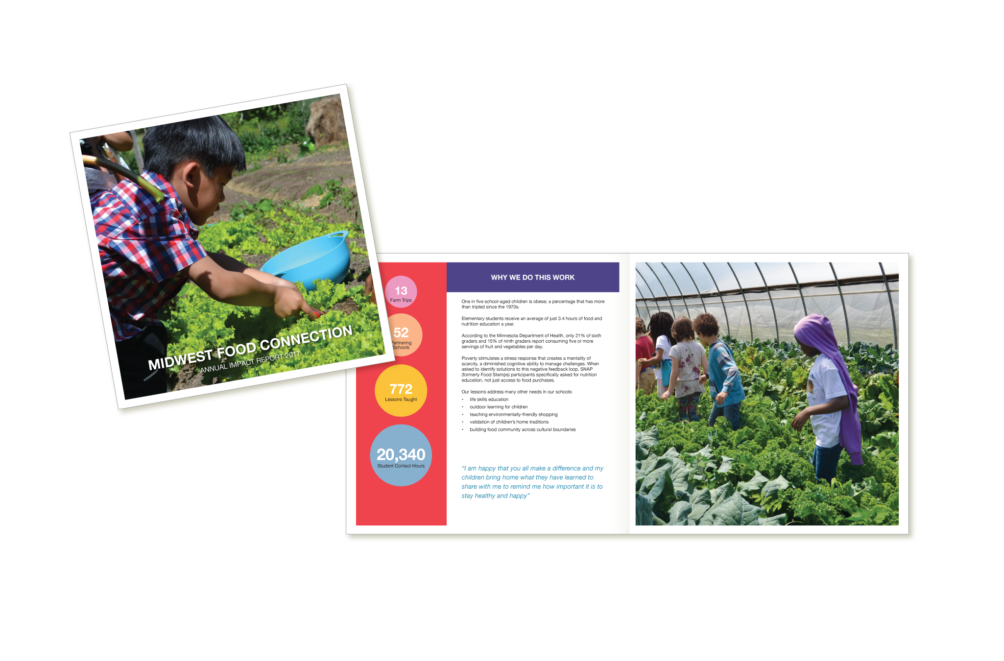 Midwest Food Connection 2016 annual report