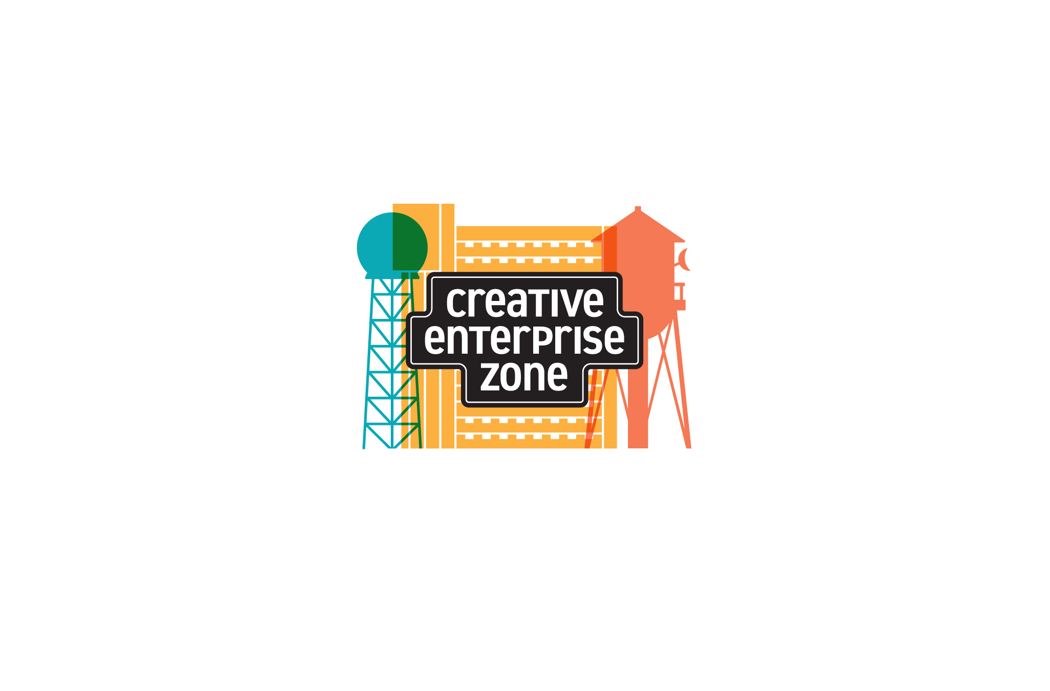 Creative Enterprise Zone logo