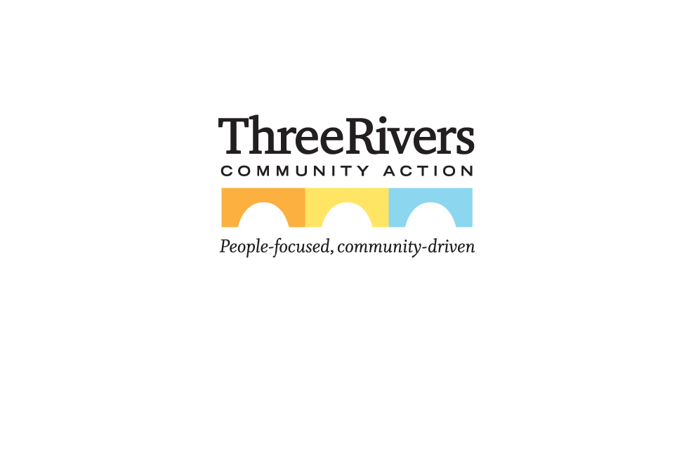 Logo design for Three Rivers Community Action