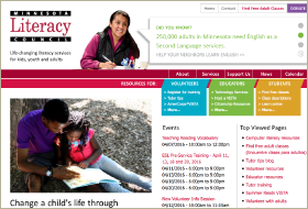 Thumbnail image for Minnesota Literacy Council